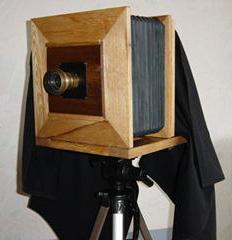 disactis - chambre photographique 18x24cm - histoire et